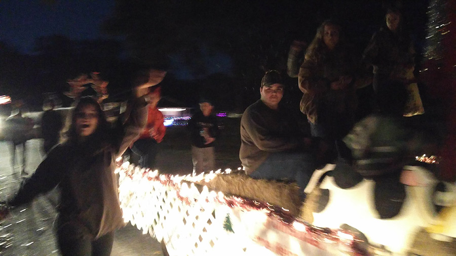 Keystone heights xmas parade
