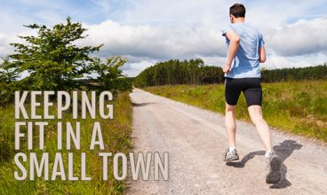 Keeping Fit in a Small Town