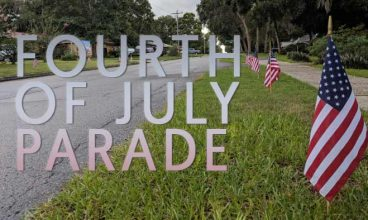 Fourth of July Parade in Keystone Heights