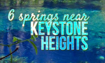 6 Springs An Hour Away From Keystone Heights