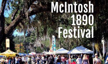 McIntosh 1890's Festival 2018