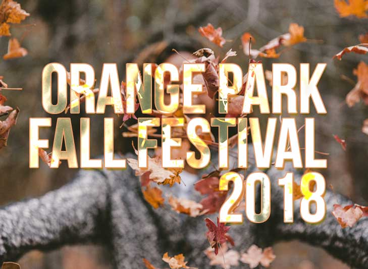 Town of orange park festival 2018 at orange park, florida