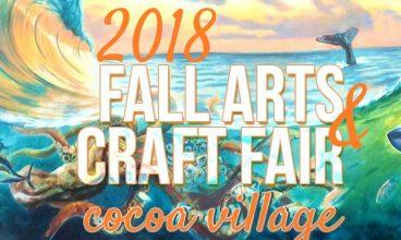 Fall Art and Craft Fair | Cocoa Village