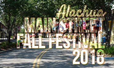 Alachua Main Street Fall Festival 2018