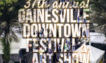 37th Downtown Gainesville Festival and Art Show 2018