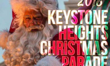 Keystone Heights Christmas Parade 2018