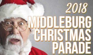 Middleburg Christmas Parade 2018