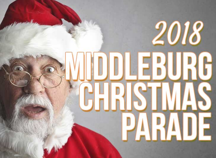middleburg fl christmas parade 2018