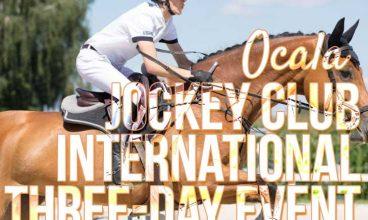 Ocala Jockey Club International Three-day Event