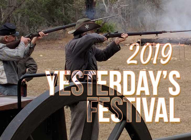 yesterday's festival festival 2019