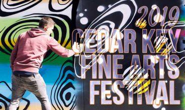 Cedar Key Fine Arts Festival 2019