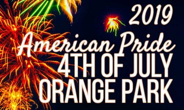 American Pride 4th of July Fireworks 2019, Orange Park